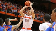 The dance was over for my beloved Orangemen when they lost to OSU.  :(