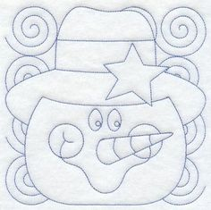 Machine Embroidery Designs at Embroidery Library! Christmas Drawing, Felt Christmas, Christmas Crafts, Applique Patterns, Craft Patterns, Quilt Patterns, Quilting Designs, Machine Embroidery Designs, Hand Embroidery