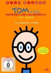 TOM und das Erdbeermarmeladebrot mit Honig DVD Nr. 1 | TOM macht sich auf die Suche nach einem Erdbeermarmeladebrot mit Honig. In jeder Episode trifft er neue Freunde und erlebt so jedesmal ein aufregendes Abenteuer.  | Erhältlich bei www.kultstuecke.com