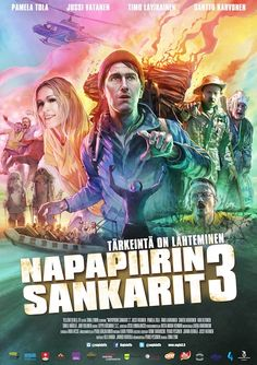 """""""Kolmas Napapiiri-seikkailu on petollisen toimiva yhdistelmä pinnallista puskahuumoria ja syvällistä oivallusta."""" - Episodi/Jouni Vikman ⭐️⭐️⭐️⭐️  Lue koko arvostelu   NAPAPIIRIN SANKARIT 3 elokuvateattereissa 23.8.   Napapiirin sankarit Official #Napis3 #NapapiirinSankarit3"""