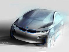 BMW i3 by Richard Kim