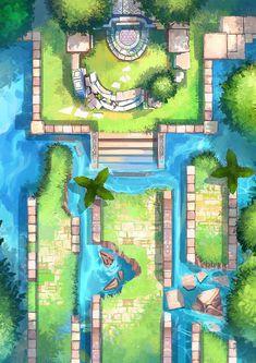 Fantasy City Map, Fantasy World Map, Dungeons And Dragons Homebrew, D&d Dungeons And Dragons, Dnd World Map, Rpg World, Pathfinder Maps, Rpg Map, Dungeon Maps