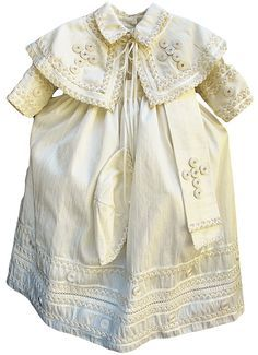 Baby boy christening outfit Pope Style Baptism gown by Burbvus                                                                                                                                                      More