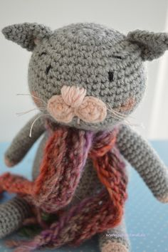 GRATIS HÄKELANLEITUNG KATZE, Schaut mal | Grátis, alemão / Free pattern, German (scheduled via http://www.tailwindapp.com?utm_source=pinterest&utm_medium=twpin&utm_content=post100495651&utm_campaign=scheduler_attribution)
