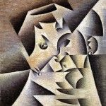 Portrait-of-the-Artist's-Mother-Juan Gris
