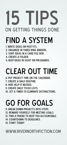 "15 Organization Tips! Previous pinner said ""It's time to get things to be done on time. focus on your 3 year goal."" Productivity tips Thing 1, Time Management Tips, How To Get, How To Plan, Study Motivation, College Motivation, Getting Things Done, Getting Organized, Self Improvement"