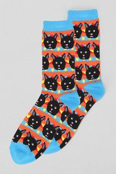 Kitty Sock #urbanoutfitters