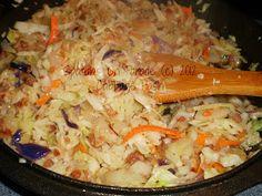 Spatulas On Parade: Cabbage Hash