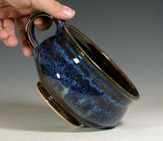 Ceramic cappuccino mug