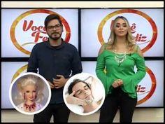 """Chamada """"Você Feliz"""" com Marcus Baby - TV Feliz (10/10/2016 - RedeTV!)"""