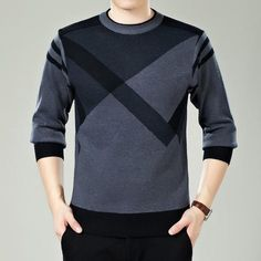 Native Youth ELSI Wool Sweater su/éter para Hombre