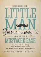Little Man - Mustache Bash Birthday