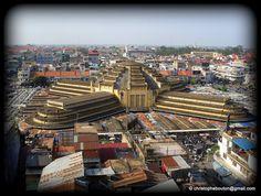 New central market - Phnom Penh - Cambodia