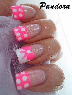 Pandora nails
