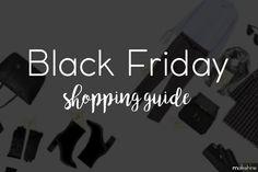 #moda #ropa #zapatos y #bolsos → lista de deseos y recomendaciones #BlackFriday | Guia de shopping para Black Friday y Navidad ♥ #fashion #clothes #bags #shoes → Black Friday and Christmas wishlist shoppimg guide. www.maikshine.com