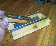 diy plane sharpening jigs - Bing Images