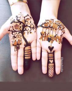 Latest Simple Mehndi Designs, Mehndi Designs Front Hand, Floral Henna Designs, Stylish Mehndi Designs, Latest Bridal Mehndi Designs, Mehndi Designs For Girls, Mehndi Designs For Beginners, Mehndi Simple, Wedding Mehndi Designs