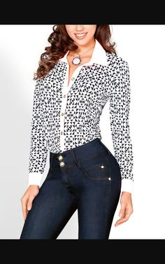 Business Casual, Clothes For Women, Women's Clothing, Party, Fashion, Molde, Shoe Collection, Clothing, Shirt Blouses