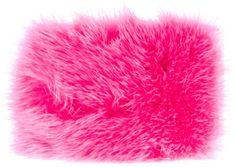 FENDI Pink Fur Cuff - Lyst