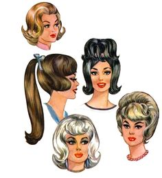 Hairdressing - Didn't I see this recently while channel surfing & hit on a Jessica Simpson stylist (?) HSN presentation?