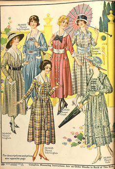 Sears 1918 Catalog Page 1