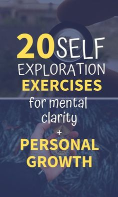 Are you or someone you know feeling lost in life right now? Sometime's we don't know what path to take, or what is next for us, and when that moment comes, it's important to ask ourselves self exploration questions. Learn the right activities to find yourself and inspire your personal growth and mental clarity. #affiliate