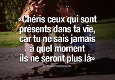 On ne sait jamais … More Than Words, Some Words, Positive Attitude, Positive Thoughts, Cute Sentences, Quote Citation, French Quotes, Learn French, My Mood