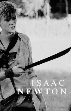 the maze runner - newt gif
