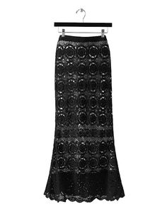 Outstanding Crochet: Crochet skirt  This is a great crocheted skirt this will be cool to wear most crochet is hot believe me!