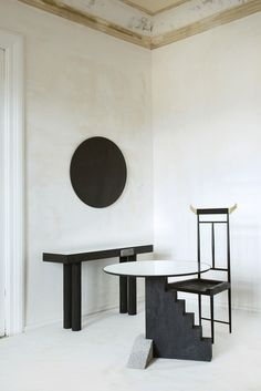 The Georgian designers head stateside to unveil their Wild Minimalism collection…