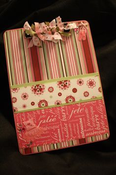 Personalized Clipboards, Decorated for Holidays and Birthdays - Craftfoxes