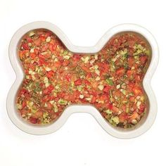 Check out the Weekly Drool Recipe: Cool As A Cucumber Gazpacho by Rachael Ray! #dogfood #dogs #diy #dogrecipes