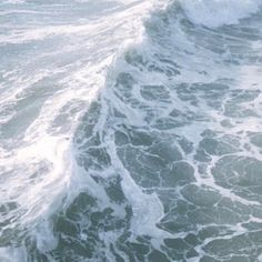 """""""If the ocean can calm itself, so can you. We are both salt water mixed with air.. - Nayyirah Waheed…"""""""