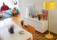 Dicas para decorar a sala de estar e de jantar com muito charme e conforto