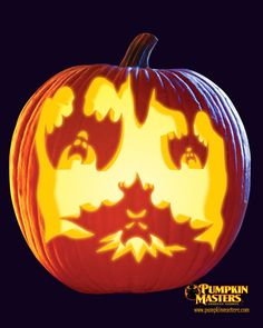 Quot Bat Cavern Quot From Pumpkin Masters Check This One And