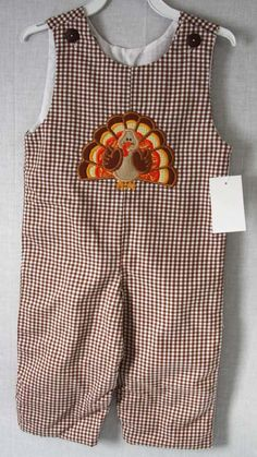 291875 Baby Boy Clothes Thanksgiving Clothing for by ZuliKids, $32.00
