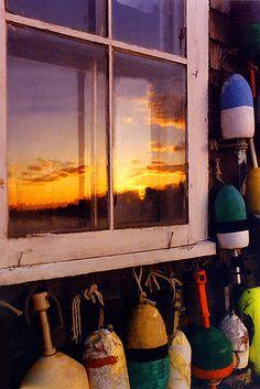 Cape Cod Window (Photo by: Jodice) Cape Cod Massachusetts, Nantucket Island, Perfect World, Nova Scotia, Coastal Living, The Fresh, New England, Beautiful Places, Beautiful Sunset