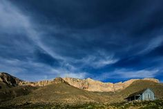 Guadalupe Mountain S National Park, Texas ~ Derrick Birdsall
