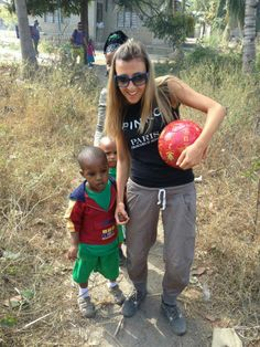 Serena Bellagotti. Tanzania