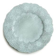 "Arte Italica Merletto 12 25"" Charger Plate | eBay"