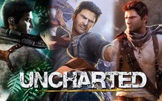 The Uncharted Series by Naughty Dog are great stories encapsulated in great gameplay.  A must have for PS3 owners.