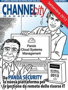 Channel City Magazine n16 anno 2012 | ChannelCity Magazine