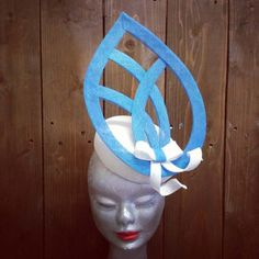 MILLINER: ADORN COLLECTION by Melissa Barnes #millinery #hats #HatAcademy