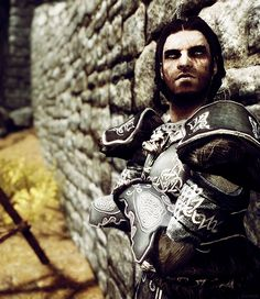 Farkas!...no, wait, that's Vilkas. apparently I can't tell my husband apart from his twin.