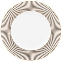 Gluckstein by Lenox Audrey Dinner Plate ($42) ❤ liked on Polyvore featuring home, kitchen & dining, dinnerware, polish dinnerware, lenox, black dinnerware, lenox dinner plates and black dinner plates