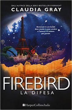 Il mondo di Kiki: Uscita libraria #3: Firebird:La difesa