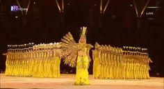 The Thousand-Hand Guan Yin Dance