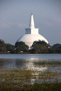 Basawakkulama Lake, Anuradhapura, Sri Lanka