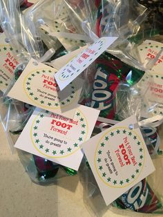 Dance recital treats for the dancers! So cute!! Cheer Treats, Cheer Team Gifts, Dance Team Gifts, Cheerleading Gifts, Volleyball Gifts, Cheer Mom, Dance Good Luck Gifts, Gifts For Cheerleaders, Cheer Gift Bags