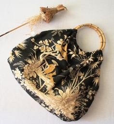 Bolso Flor de Cerezo / Drei artesanía - Artesanio